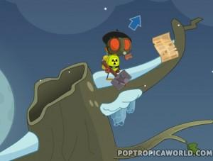 Poptropica Survival Island Walkthrough